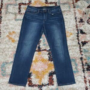 Lucky Brand Sweet Crop Jeans